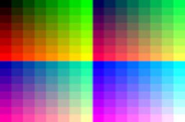 Farebný test