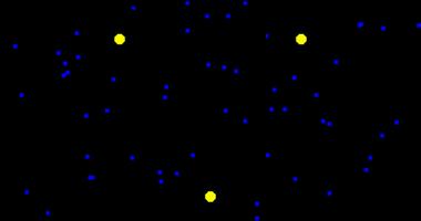 Miznúce body