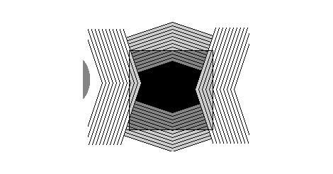 Ilúzia ohnutej kocky